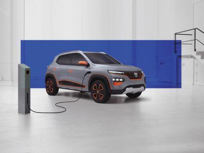 2020 Dacia Spring Electric concept 6