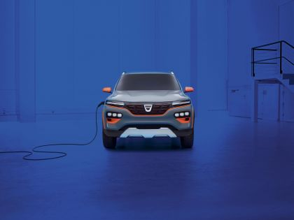 2020 Dacia Spring Electric concept 8