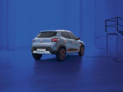 2020 Dacia Spring Electric concept 10