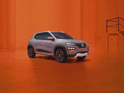 2020 Dacia Spring Electric concept 11