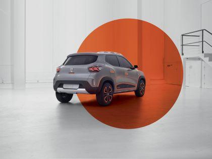 2020 Dacia Spring Electric concept 13
