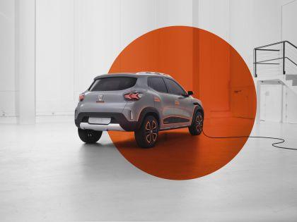 2020 Dacia Spring Electric concept 14