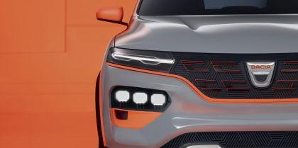 2020 Dacia Spring Electric concept 17