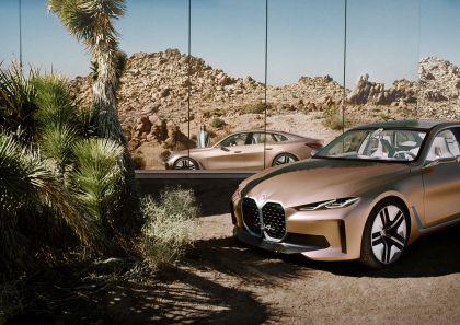 2021 BMW Concept i4 4