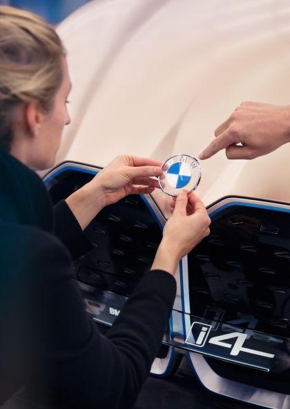 2021 BMW Concept i4 36