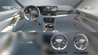 2021 BMW Concept i4 57
