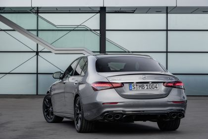 2020 Mercedes-AMG E 53 4Matic+ 6
