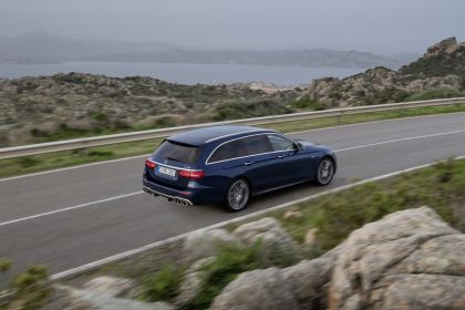 2020 Mercedes-AMG E 53 4Matic+ Estate 3