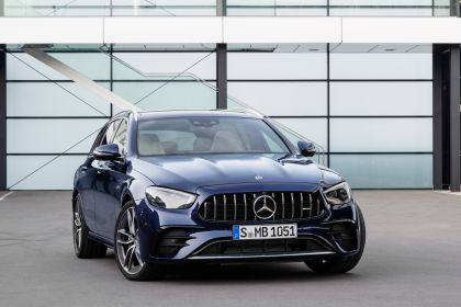 2020 Mercedes-AMG E 53 4Matic+ Estate 7