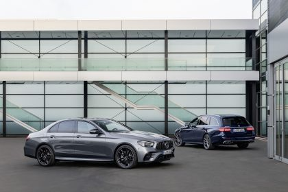 2020 Mercedes-AMG E 53 4Matic+ Estate 12