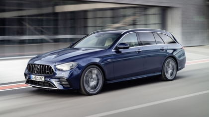 2020 Mercedes-AMG E 53 4Matic+ Estate 5