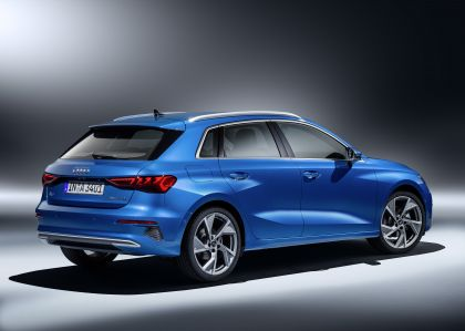 2020 Audi A3 sportback 3