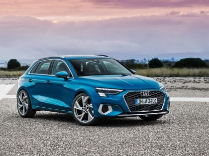 2020 Audi A3 sportback 12