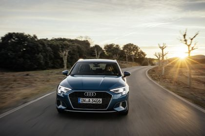 2020 Audi A3 sportback 40