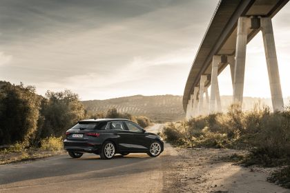 2020 Audi A3 sportback 106