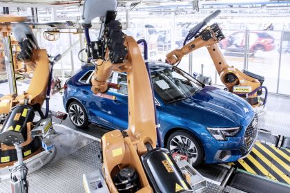 2020 Audi A3 sportback 115