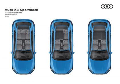 2020 Audi A3 sportback 120