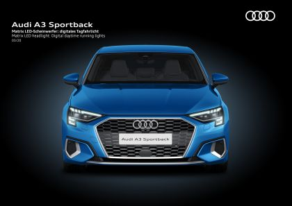 2020 Audi A3 sportback 122
