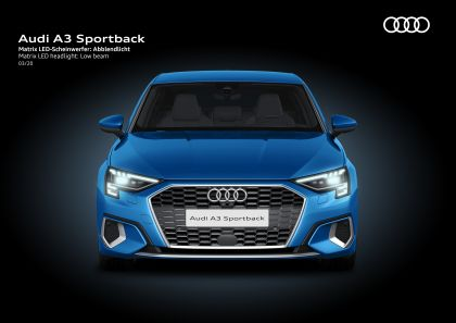 2020 Audi A3 sportback 123