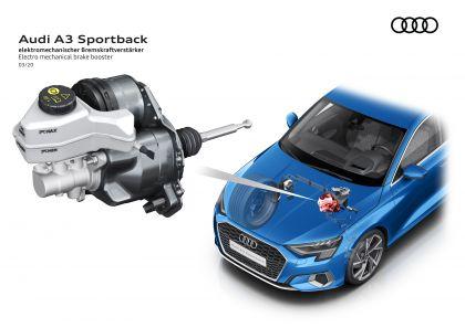 2020 Audi A3 sportback 132