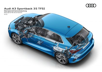 2020 Audi A3 sportback 134