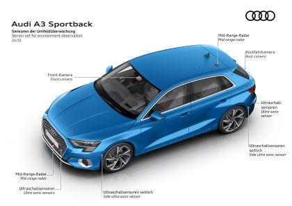 2020 Audi A3 sportback 135