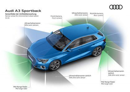 2020 Audi A3 sportback 136