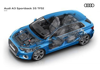 2020 Audi A3 sportback 137