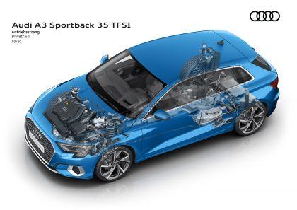 2020 Audi A3 sportback 138