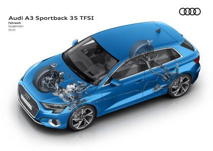2020 Audi A3 sportback 140