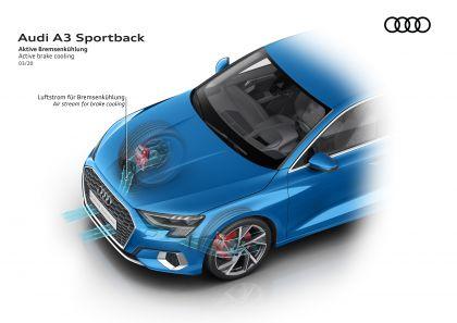 2020 Audi A3 sportback 145