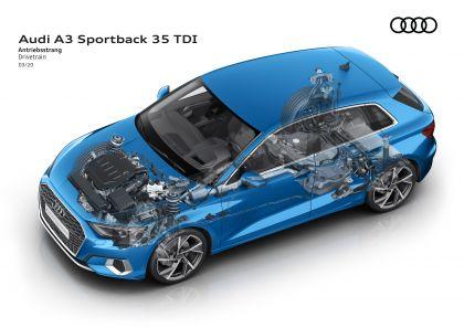 2020 Audi A3 sportback 146