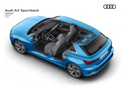 2020 Audi A3 sportback 150