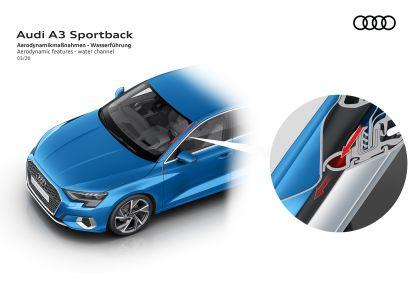 2020 Audi A3 sportback 155