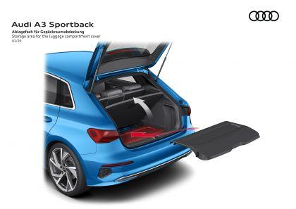 2020 Audi A3 sportback 156