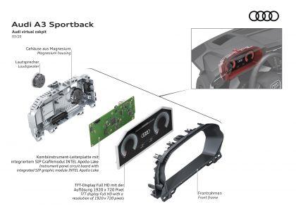 2020 Audi A3 sportback 158