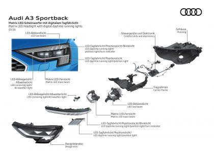 2020 Audi A3 sportback 159