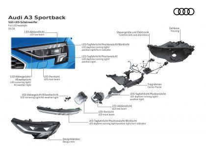 2020 Audi A3 sportback 161