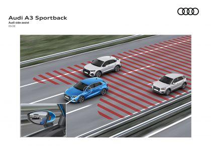 2020 Audi A3 sportback 165