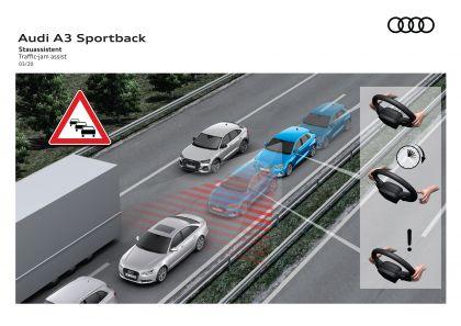2020 Audi A3 sportback 166