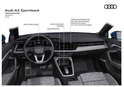 2020 Audi A3 sportback 167