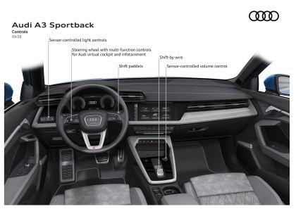 2020 Audi A3 sportback 168