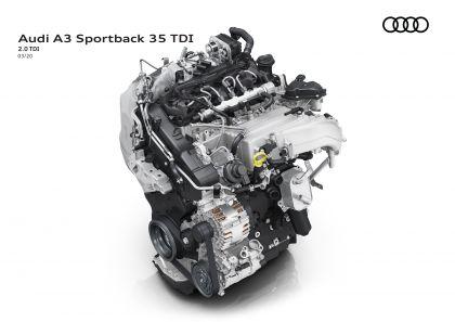 2020 Audi A3 sportback 170