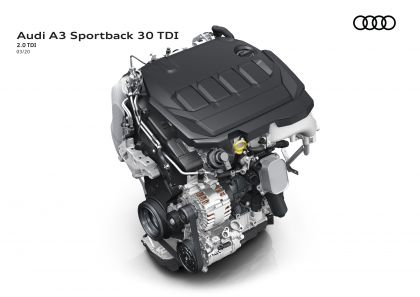 2020 Audi A3 sportback 172