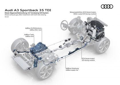 2020 Audi A3 sportback 177