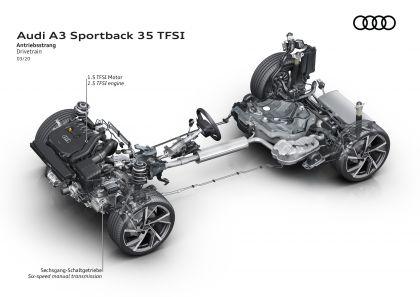 2020 Audi A3 sportback 178