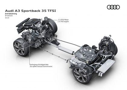 2020 Audi A3 sportback 179