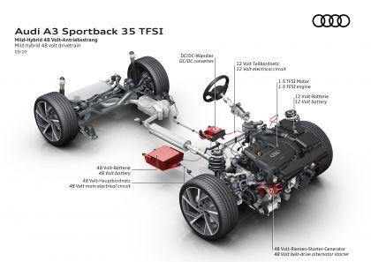 2020 Audi A3 sportback 181