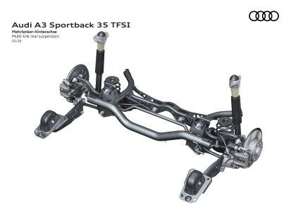 2020 Audi A3 sportback 184