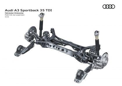 2020 Audi A3 sportback 185